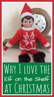 Why I love the Elf on the Shelf