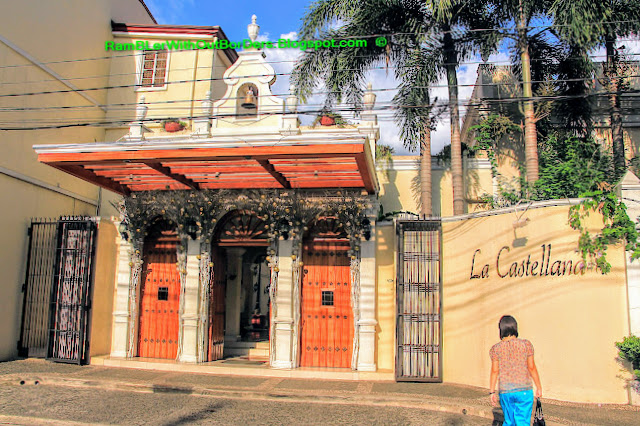 La Castellana, Intramuros, Manila, Philippines