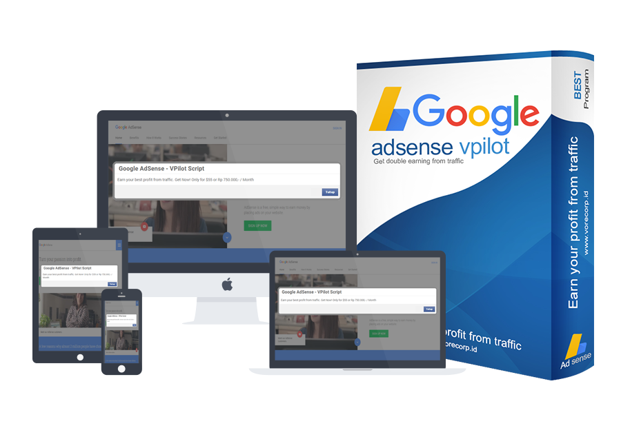 AdSense VPilot Script