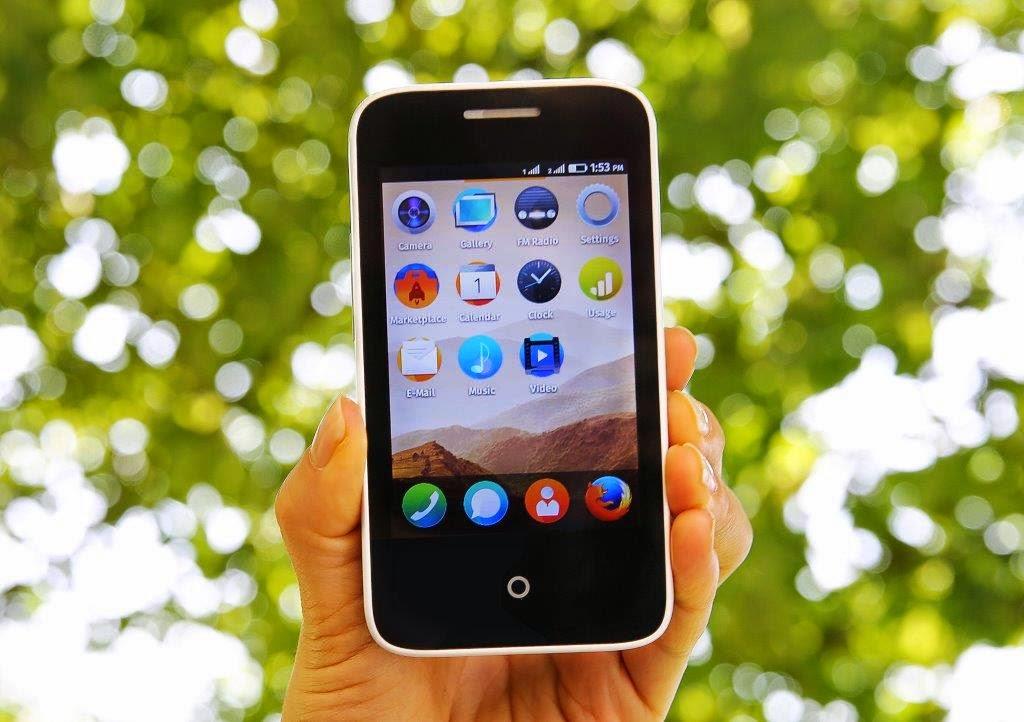 Firefox OS耕耘一年有成,智慧型手機成功打入歐洲與中南美洲市場