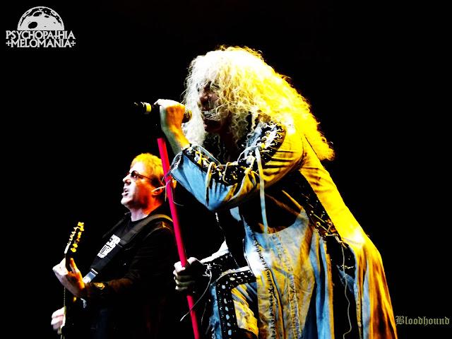 Jay Jay French & Dee Snider @Twisted Sister / Graspop 2013, Kastelsedijk, Dessel, Belgique 28/06/2013