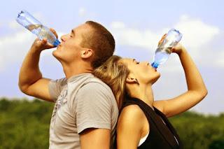 Vízszükséglet szervezet