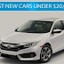 New Cars Under 20000