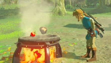 Get extra hearts food best recipes zelda breath of the wild if you are one of the gamers who have already played monster hunters a few times you might find the cooking system of tloz breath of the wild familiar and forumfinder Image collections