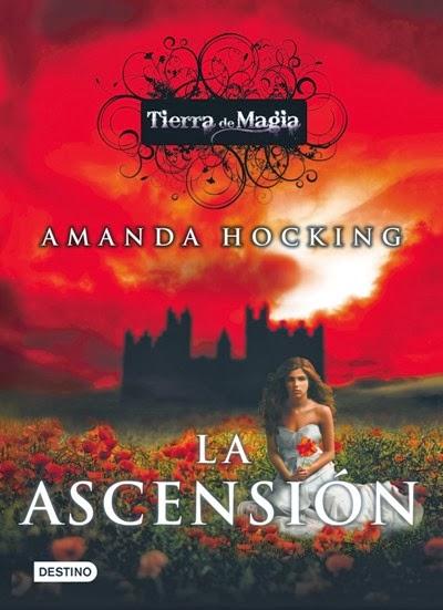La Ascensión – Amanda Hocking