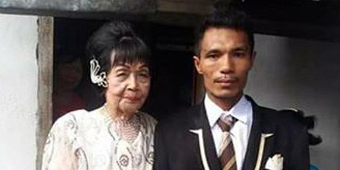 Pemuda Yang Menikahi Nenek 82 Tahun Sakit Hati