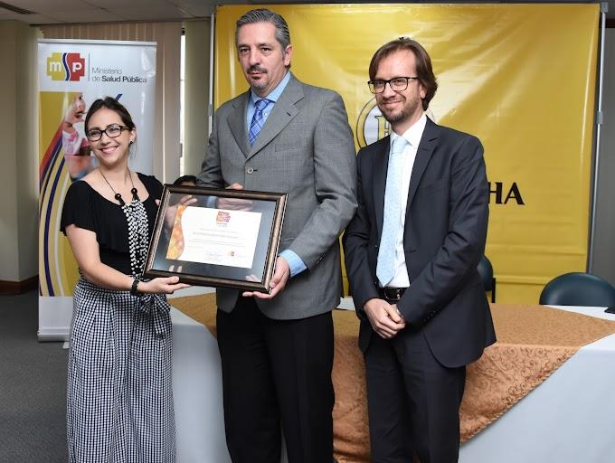 """Banco Pichincha reconocido como """"Empresa Amiga de la Lactancia"""" por el Ministerio de Salud Pública"""