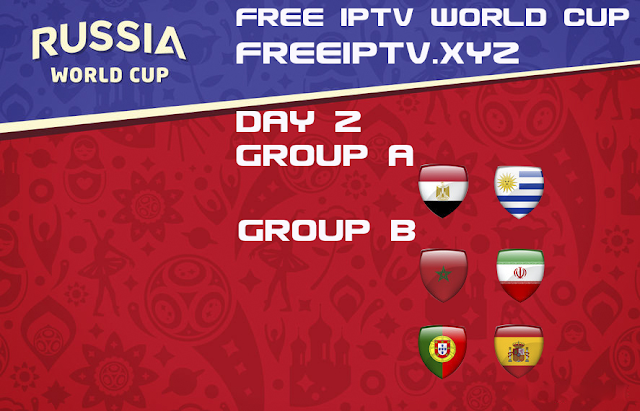 World Cup 2018 free iptv m3u list 15/06/2018