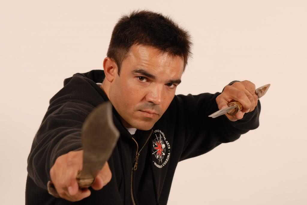 Budokan blog de artes marciales seminario eskrima de - Artes marciales sevilla ...