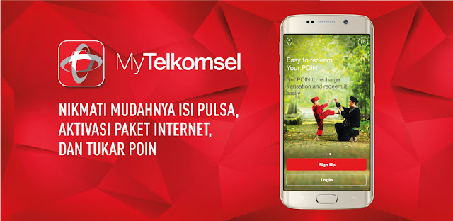my telkomsel app, download my telkomsel, aplikasi my telkomsel, download aplikasi my telkomsel