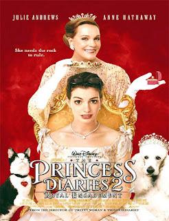 El diario de la princesa 2 (2004) | 3gp/Mp4/DVDRip Latino HD Mega