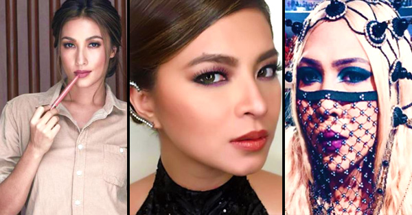 Got A Big Night To Attend? Use Angel Locsin, Vice Ganda, and Solenn Heussaff AS Your Beauty Inspiration!