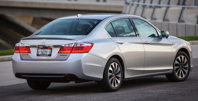 2017 Honda Accord Hybrids Review and Release