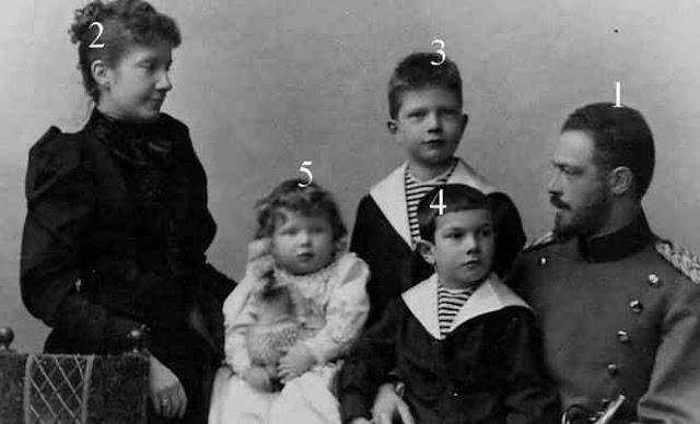 Ludwig Ferdinand von Bayern- María de la Paz, Infantin von Spanien