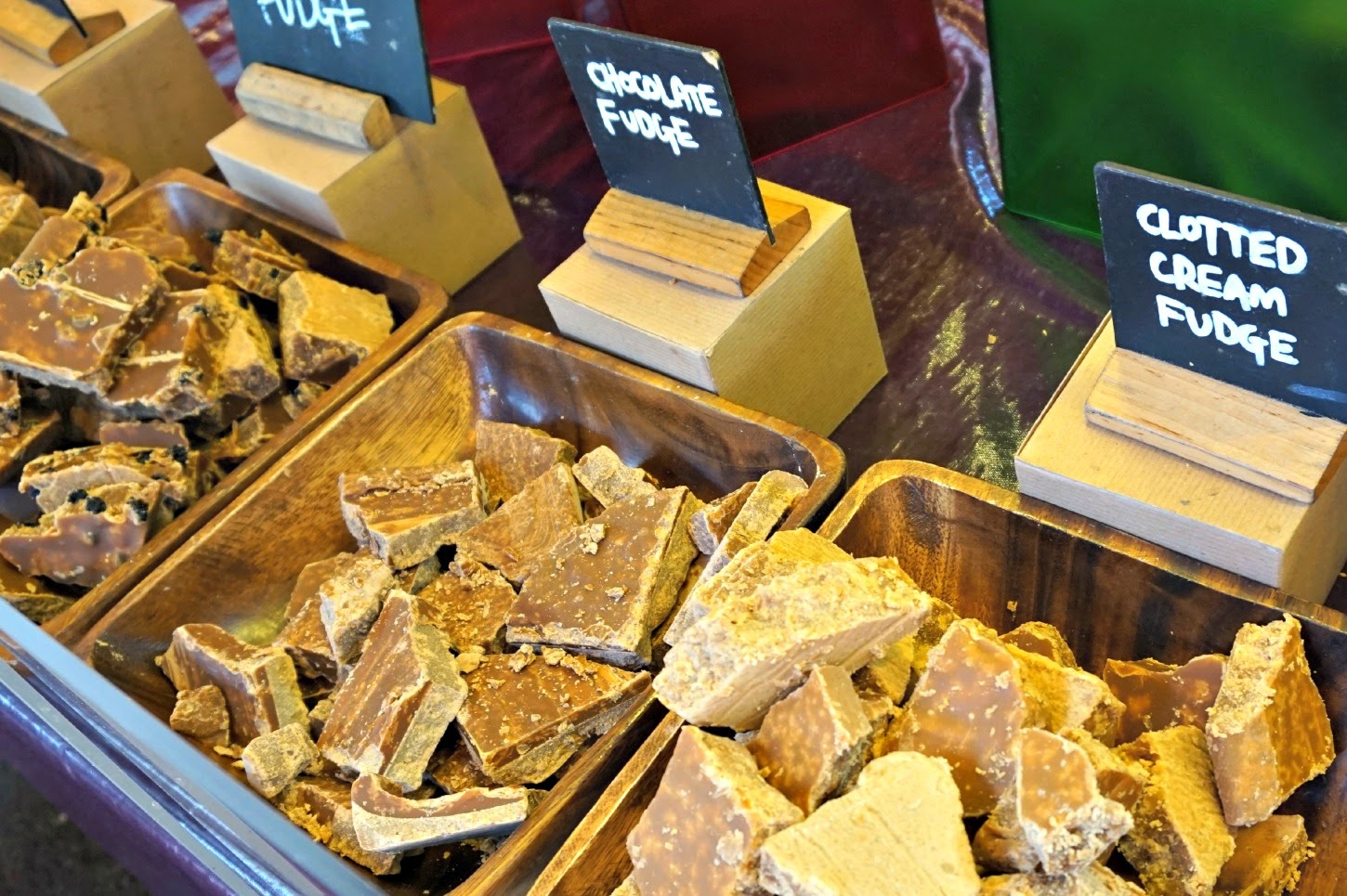 Borough Market Fudge