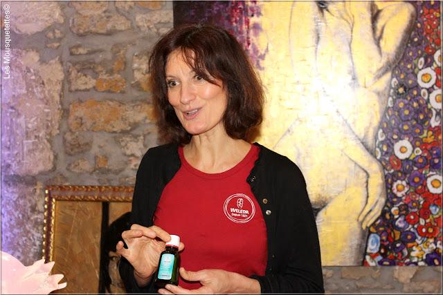 Weleda Bioty Tour à Nancy salon de coiffure Addict & Cie - Les Mousquetettes©