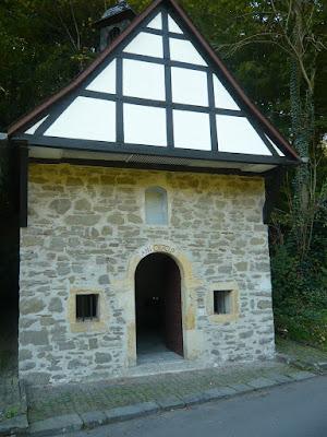 Rochuskapelle Seligenthal