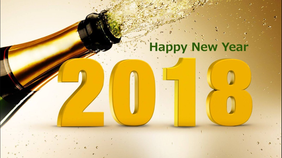 happy new year wishes quotes 2018