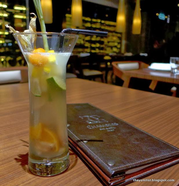 Chambers Bar and Grill, Hilton Kuala Lumpur Hotel