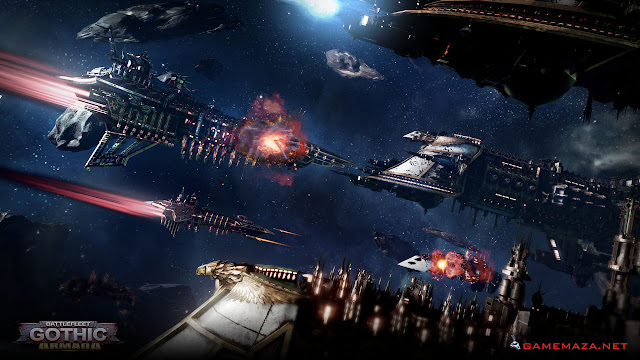 Battlefleet Gothic Armada Gameplay Screenshot 4