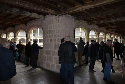 Claustro del Monasterio de Santa María de Valdediós