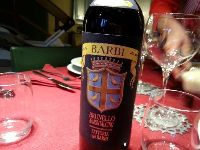 Brunello di Montalcino Fattoria Barbi 2003