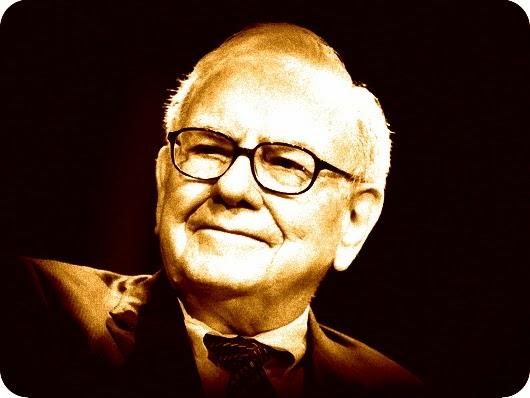Kisah Sukses Warren Buffett - Pengusaha Terkaya Di Dunia