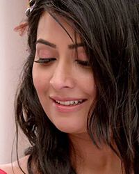 Actress Radhika Pandit