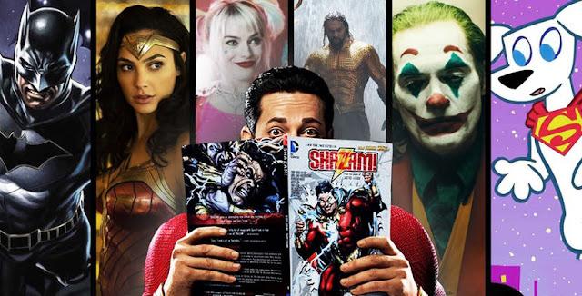 Semua Film DCEU Setelah Shazam!