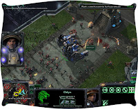 Starcraft II - Wings of Libert PC Game Screenshot 6