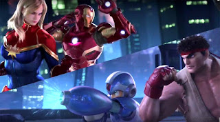 Marvel vs Capcom Infinite Video Game
