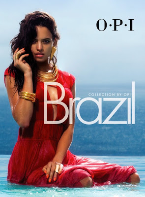 Collection Brazil by O.P.I.