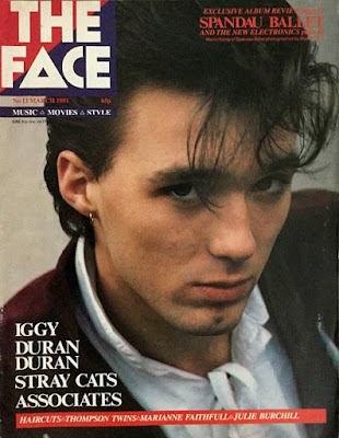 The Face Number 11 - March 1981 - Martin Kemp