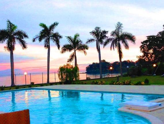 Casa Rasa Sayang Resort Waktu senja