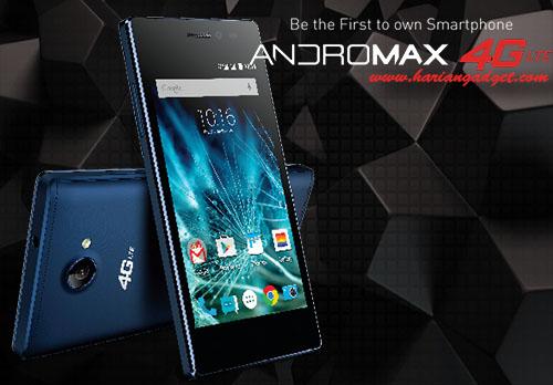 Spesifikasi Ponsel 4G LTE dari Smartfren