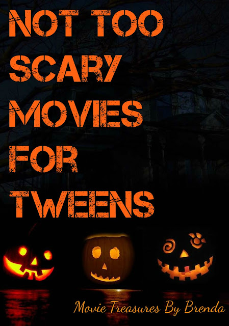 Not Too Scary Movies for Tweens