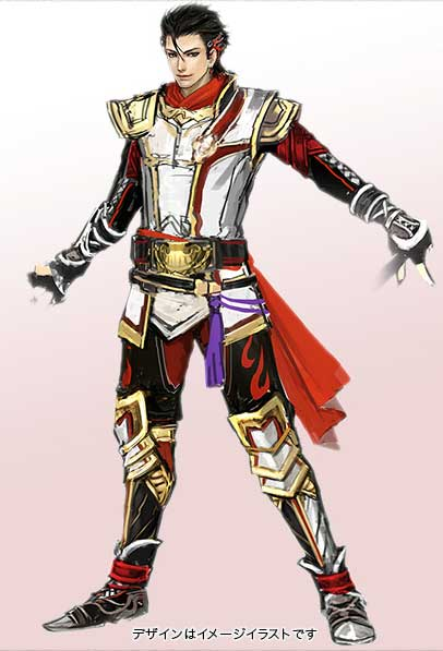 จูเหียน จากเกม Dynasty Warriors 8 Xtreme Legends (Shin Sangokumusou 7 Mushouden)