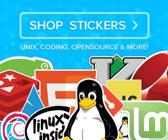 Unix Stickers