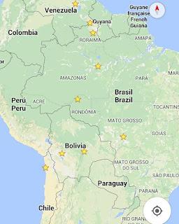 ruta emigración Venezuela a Chile por tierra