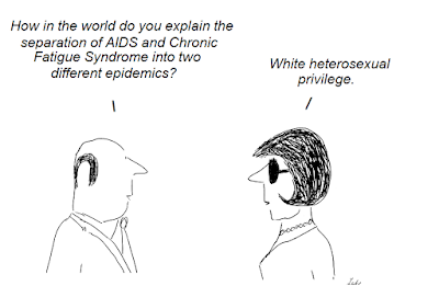 hhv-6, cartoon,cartoons, hiv, aids, chronic fatigue syndrome, fraud, luc montagnier, henri agut