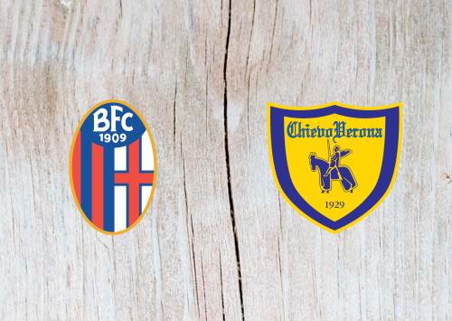 Bologna vs Chievo - Highlights 5 April 2019