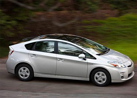 Hybrid Car Picture Advantages White Concept