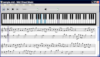 Free Download Midi Sheet Music