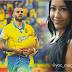 > La exviceversa Aurah Ruiz, embarazada de cuatro meses del futbolista Jesé Rodríguez