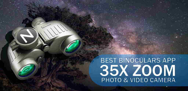 Night Vision Binocular App