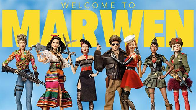 Bienvenidos a Marwen (2018) Web-DL 720p Latino-Ingles