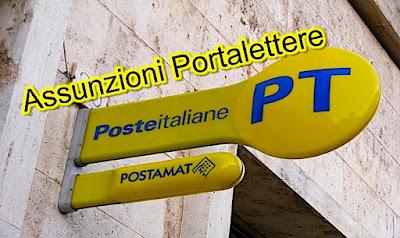 Portalettere in Poste Italiane (adessolavoro.blogspot.com)