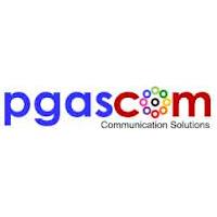 Logo PT PGAS Telekomunikasi Nusantara