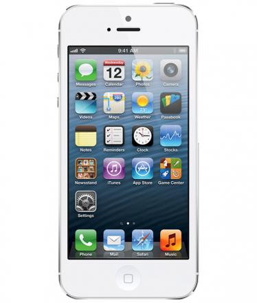 iPhone 5 16GB Branco - Usado com Garantia