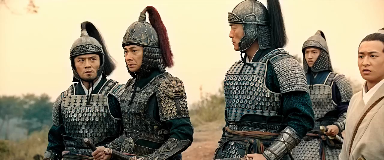 God of War (2017) BRRip 720p Español Latino captura 4
